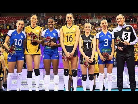 VOLLEYBALL DREAM TEAM | FIVB Women's Clubs World  Championship 2018