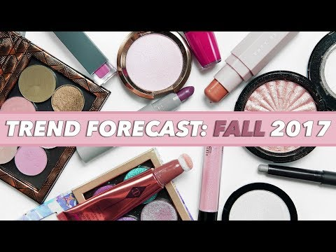 Make up - FALL 2017 MAKEUP TREND FORECAST: The NEW Trends + Best Eye/Lip/Face Products  Mariah Leonard