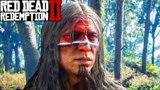 Hidden Indian Story in Red Dead Redemption 2!
