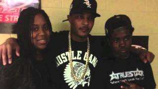 Special Thanks to T.I. and Atlantic Records, Power 92, and Gwendolyn Brooks College Prep for winning the contest!