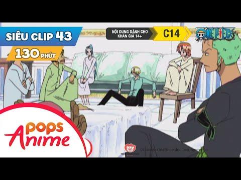 One Piece Siêu Clip Phần 43 - Những Cuộc Phiêu Lưu Của Luffy Và Băng Mũ Rơm - Phim Hoạt Hình - Thời lượng: 1:07:45.