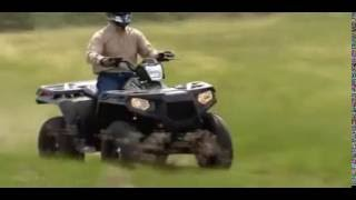 5. 2011 Polaris Sportsman 400 H.O and 500 H.O. ATVWORLD.COM