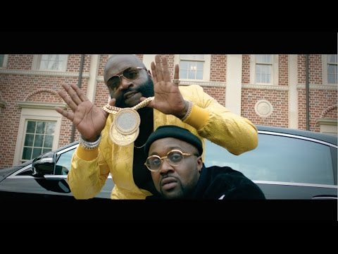 "Smoke DZA x Pete Rock – ""Black Superhero Car"" (feat. Rick Ross) (DC Young Fly Cut)"