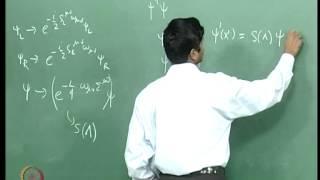 Mod-03 Lec-18 Fermion Quantization II