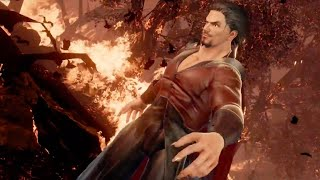 Zafkiel faces off against Vlad in front of a burning background in this fighting game.Watch more trailers here!https://www.youtube.com/watch?v=vvB2wiDUDdA&list=PLaQokWZfgbynLRhV7HigqcfVAzsNB-t6b&index=1----------------------------------Follow GameTrailers for more!------------------------------——YOUTUBE: https://www.youtube.com/c/gametrailers?sub_confirmation=1FACEBOOK: https://www.facebook.com/gametrailers/?fref=tsTWITTER: https://twitter.com/GameTrailers#gametrailers