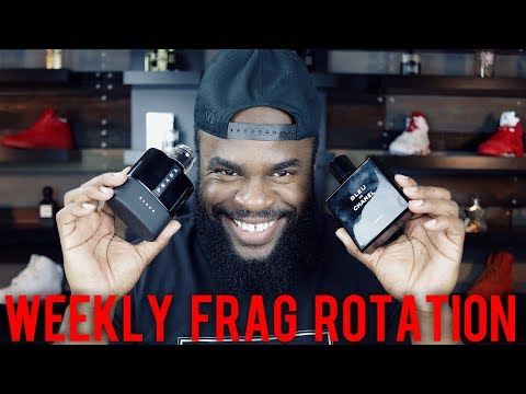 Beard oil - Weekly Fragrance Rotation #14  Top 7 Fragrance Picks (2018)