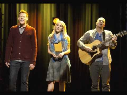 Tekst piosenki Glee Cast - Homeward Bound  po polsku