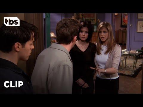 Friends: The Girls Take Their Apartment Back (Season 4 Clip)   TBS
