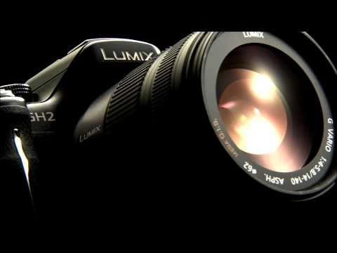 Panasonic LUMIX G Micro System Digital Camera GH2