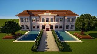 Haus Bauen Minecraft At News For Gamer - Minecraft grobes haus bauen tutorial deutsch