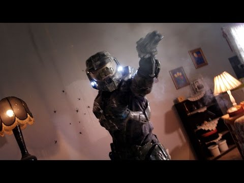 halo vs call of duty!!!