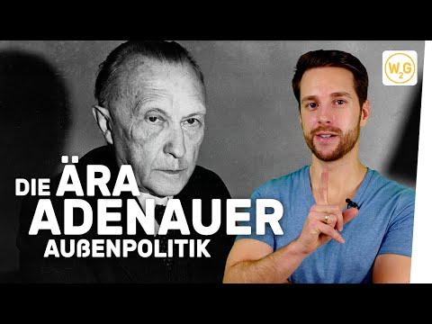 Die Ära Adenauer: Außenpolitik