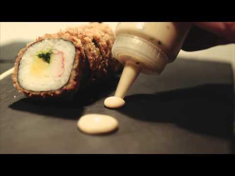 Crushi™, crunchy sushi, zo klaar, zo genieten...