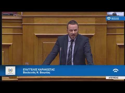 Ε.Καρακώστας(Ειδ.Εισ.Χρυσή Αυγή)(Προϋπολογισμός 2018)(11/12/2017)