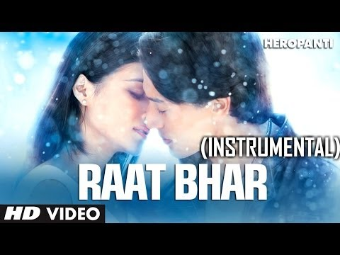 raat - Song: Raat Bhar Movie: Heropanti Starcast: Tiger Shroff, Kriti Sanon Music: Sajid - Wajid Artist: Rajesh Thaker Instrument: Hawaiian Guitar Music Label: T-Se...