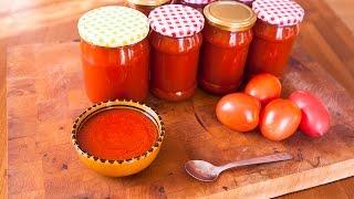 La mejor salsa ketchup casera