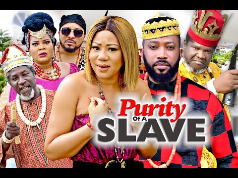 PURITY OF A SLAVE SEASON 8 -(NEW MOVIE)FREDRICK LEONARD 2020 Latest Nigerian Nollywood Movie Full HD