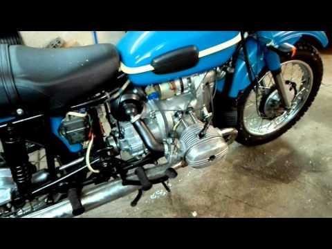Комплектация мотоцикла урал фотка