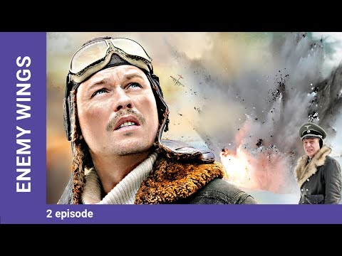 Enemy Wings. Episode 2. Russian TV Series. StarMedia. Historical Drama. English Subtitles