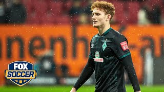 Josh Sargent, Gio Reyna show encouraging signs over weekend | AMERIKANER ABROAD by FOX Soccer