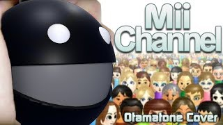 Mii Channel - Otamatone Cover