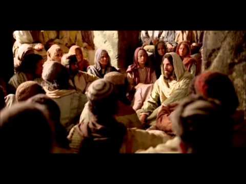Jesus - NO FILM CAN TRULY PORTRAY THE PERSON OR TIMES OF YESHUA. I CHOSE THIS ONE BECAUSE HIS WORDS ARE DELIVERED WITH A QUIET VOICE THAT PENETRATES THE MIND. HIS WO...