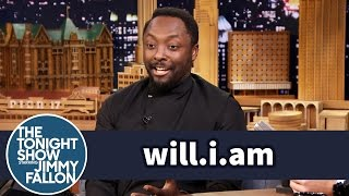 "will.i.am and Jimmy Share the Making of ""Ew!"""