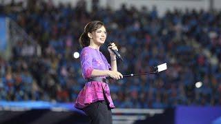 "Video Najwa Shihab : ""Sampai Ujung, Aduh Merinding"" di pembukaan acara Mata Najwa on stage MP3, 3GP, MP4, WEBM, AVI, FLV Oktober 2017"