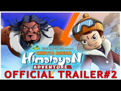 Chhota Bheem Himalayan Adventure Movie Picture