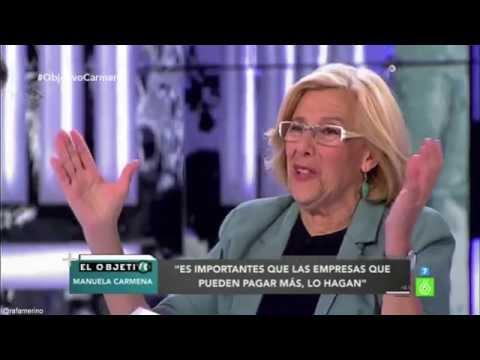 ZAS de Manuela Carmena a Ana Pastor (Turn Down For What)