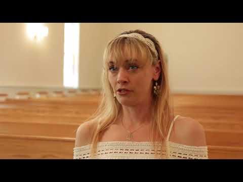 Kaitlyn Jackson and Heather Moon Baptisms