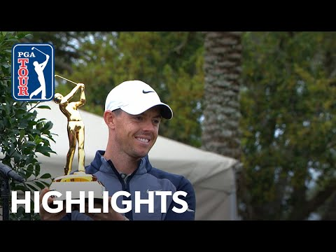 Rory McIlroy's winning highlights from THE PLAYERS 2019