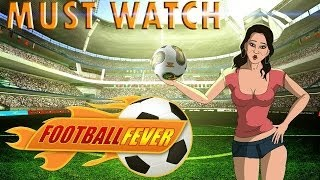 BOLLYWOOD FOOTBALL FEVER 2014 || SHUDH DESI ENDINGS