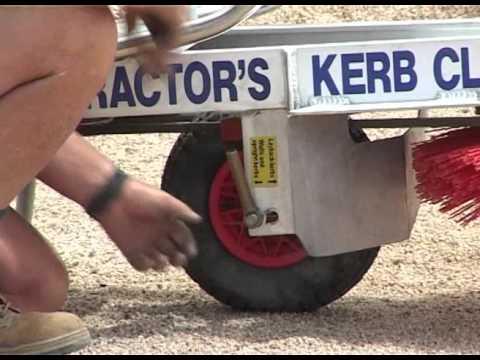 Contractor's Kerb Cleaner
