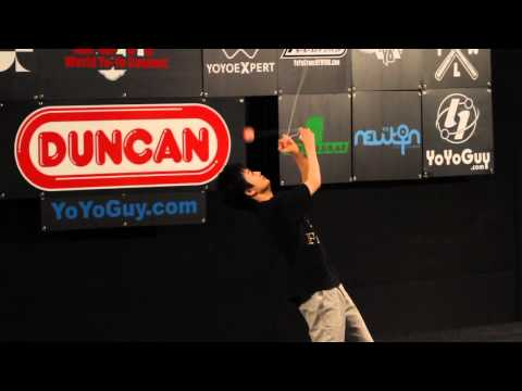World YoYo Contest 2011 Finals - Shinji Saito