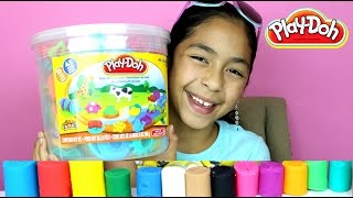 Video Tuesday Play Doh Huge Play Doh Bucket Adventure Zoo|B2cutecupcakes MP3, 3GP, MP4, WEBM, AVI, FLV Februari 2018