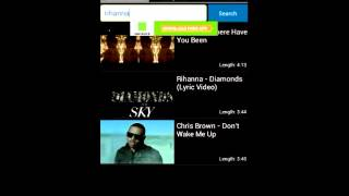 Music Video Player MP4 MP3 YouTube video
