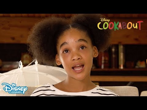Meet The Cooktestant: Lateefah | Cookabout | Disney Channel Africa