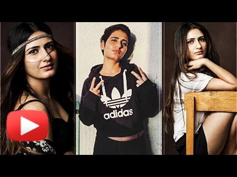 Dangal Girl Fatima Sana Shaikh's OLD PHOTOSHOOT |