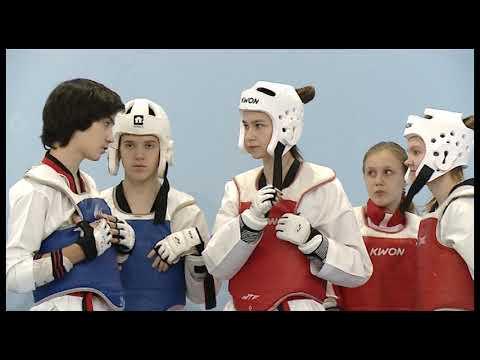 Олимпийская надежда Тюменской области - тхэквондистка Анна Казарновская
