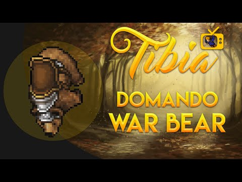 WAR BEAR MONTARIA – GUIA COMPLETO