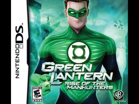 Green Lantern: Rise Of The Manhunters (NDS/2011) | DC Comics Special | Road To Dawn Of Justice