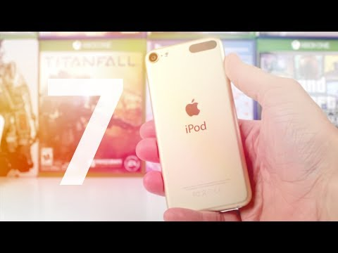iPod Touch 7 Confirmed in iOS 11 GM!