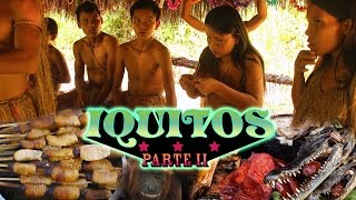 Video SECRETS FROM THE JUNGLE: PEOPLE AND FOOD FROM IQUITOS MP3, 3GP, MP4, WEBM, AVI, FLV Juni 2018