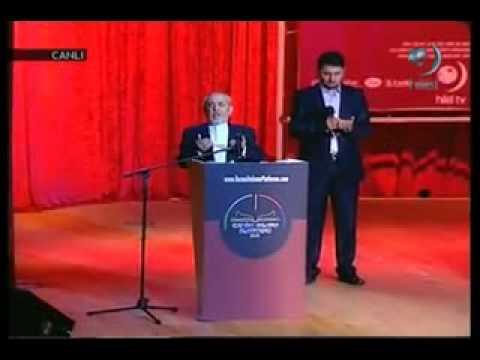 Ali Rıza Demircan - Kur'an'ı Kerim Meal Bilgi Yarışması Konuşması...