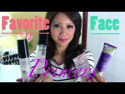 Favorite Face Primers♡Twi-Chic Thursday