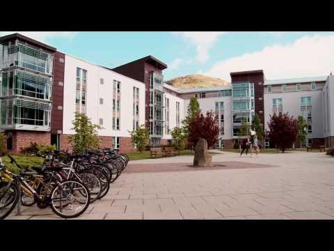 Die School of Divinity an der Universität von Edinburgh