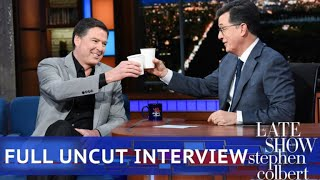 Video LSSC Full Uncut Interview: James Comey MP3, 3GP, MP4, WEBM, AVI, FLV April 2018