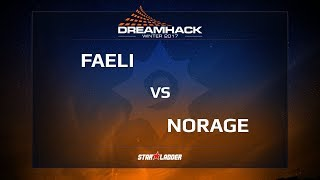 Faeli vs NoRage, game 1