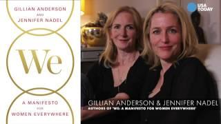 Gillian Andeson and Jennifer Nadel USA TODAY Life  2017